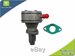New Kumar Bros USA Fuel Pump for Bobcat Skid-Steer Loader 443