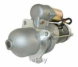 New Starter Bobcat Skid Steer 6660797 10465346 1046534 10465420 10479613 6586