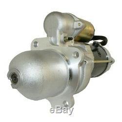 New Starter Bobcat Skid Steer Loader 631 643 743 /b/ds 753 753l 825 833 M-611