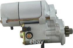 New Starter Holland Skid Steer Loader LX465 LX485 LX565 LX665 N843 N844 18139