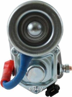 New Starter John Deere Skid Steer Loader 575 6675 675 675b 7775 & Tractor 110tlb