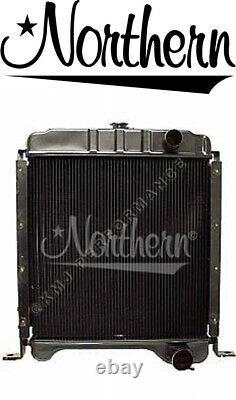 Northern 219898 Radiator Case International Harvester 1840 1845C Skidsteer