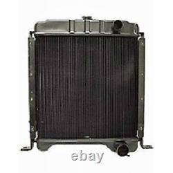 Radiator Fits Case Skid Steer Loader 1840 1845C 1A12192