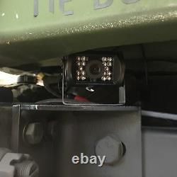 SKID STEER BOBCAT LED Backup Camera + Mounting Bracket 12V 24V SKIDSTEER KUBOTA