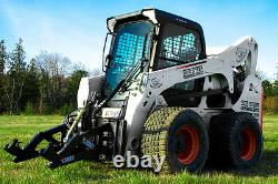 Skid Steer to Tractor Attachments Adapter 160cc Motor Category 2 Links