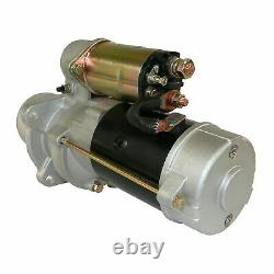 Starter For Bobcat Skid Steer Loader 743 1981-1990, 743B 1991-1994 410-12110