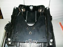 Suspension Seat For Mower, Excavator, Forklift, Skid Steer, Dozer, Loader, Tractor #hv