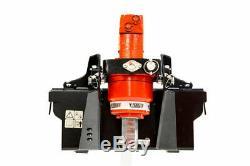 Toro Dingo Auger Attachment Eterra Auger 2500 4 Mini Universal Mini Skid Steer