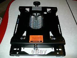 Universal Low Profile Seat Suspension ZTR, Zero Turn Mowers, Skid Steer Loader #ER
