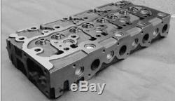 V2203 New Cylinder Head for Kubota bobcat 753 763 skid steer IDI DI