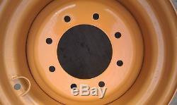 16.5x9.75x8 Mini Chargeuse Sur Pneus / Jante Pour Case Convient 12x16.5 Pneus 12-16.5 New Style