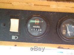 1989 New Holland L553, Skid Steer Orops, Bâtons / Pédales, Kubota Diesel