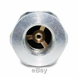 1/2 Hydraulique Plat Face Connexion Rapide Coupleurs Accouplements Skidsteer Bobcat 4 Set