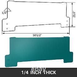 1/4 Pouces Quick Tach Attachment Mount Plate Skid Steer S'adapte À John Deere Loader
