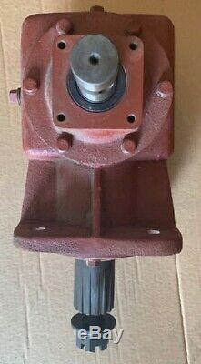 250618 Rc51 Skid Steer Cutter Boîte De Vitesses, 11,93 Ratio, 1-3 / 8 Remplacement Lisse