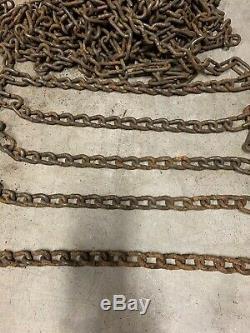 2contribution Des Nouveaux 10-16.5nhs Avec La Rouille De Surface Chaines De Neige 2extra Transversale Chainsee Pics6-4r