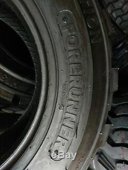 4 Nouveau 10-16.5 Les Pneus Chargeuses Compactes Bobcat Pour Et Plus-10x16.5-12 Contreplaqués Non Directionnel