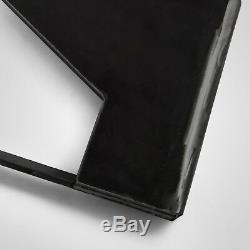 5/16 ' ' Attache Rapide Chargeurs Compacts Montage Adaptateur Plaque Devoir Extreme