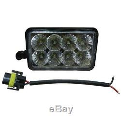 6661353 Led Light Work Bobcat Ford Convient New Holland Mini Chargeuse Steer