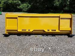6' Xp24 Pullback Pousseur De Neige Free Shipping Dérapage Bobcat Case Caterpillar