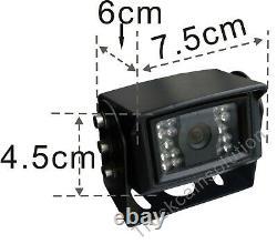 7 Système De Caméra Inversée De Secours De Vue Arrière Pour Le Pilotage De Dérapage, Rv, Tracteur, Camions