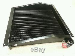A184084 Case 1845c 1835c 1840 1838 Mini Chargeuse Refroidisseur D'huile Hydraulique Nouveau