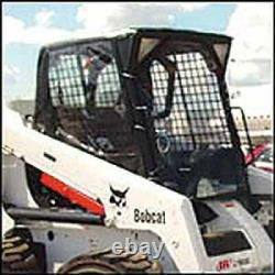 All Weather Enclosure Skid Steer Chargeurs 553 751 753 763 773 863 873 Compatible