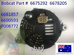 Alternatenator Pour Bobcat S150 S160 S175 S185 S205 S220 S250 S300 S330 S450 S510