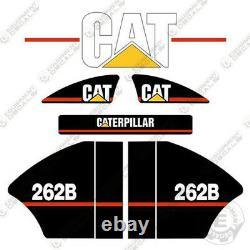 Autocollants Caterpillar 262 B Decal Kit Skid Steer Equipment
