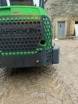 Avant Loader 7 Series Roues Compact Loader Rear Guard Dérapage Steer- Multi Un