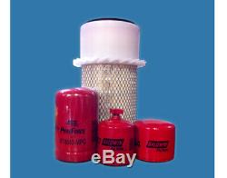 Baldwin Kit De Filtre Pour L'entretien Bobcat Mini 743 Et 743b