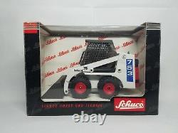 Bobcat 753 Skid Steer Chargeur Schuco #07031 Diecast 119 Scale Model Toy Nib