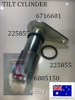 Bobcat Bobtach Pivot Pin Bush Kit 6707180 6716601 753 763 773 7753 S130 T140 Nouveau