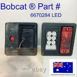 Bobcat Led Headlights & Tail Lights Kit S740 S750 S770 S850 A770 T450 T550 T590