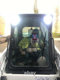 Bobcat Led Headlights & Tail Lights Kit T110 T140 T180 T190 T200 T250 T300 T320