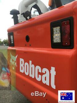 Bobcat Led Phares, Led Feux Arrière Série Arrière M Set 6670284 7138040 7138041