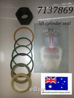 Bobcat Mini Chargeuse 7137869 Lift Hydraulique Kit Bouteille Joint S630 T630 Nouveau