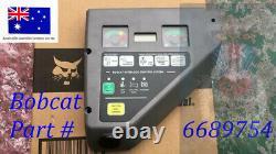 Bobcat Oem 6689754 Panneau De Configuration Gauche Avec Jauge De Carburant Tout Neuf