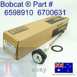 Bobcat Oem Fuel Guage 6598910 & Sceau 6700631 440 443 450 453 463 S70
