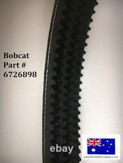 Bobcat Pump Drive Belt 6726898 753 763 773 S150 S160 S175 S185 T190