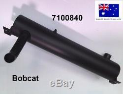 Bobcat Silencieux 7100840 6671667 751 753 763 773 7753 S130 S150 S160 S175 S185