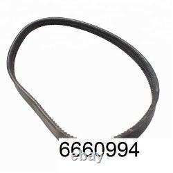 Bobcat Skid Steer Chargeur Main Pump Drive Belt 6660994 753 763 773 7753