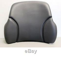 Bobcat Skid Steer Seat Coussin De Remplacement En Vinyle Upper 6675321
