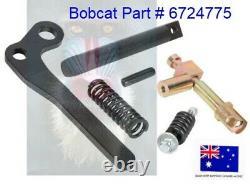 Bobtach Fast-tach Lever Kit Rhs Convient À Bobcat 731 732 741 742 743 751 753 763 773