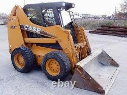 Boîtier 75xt 85xt 95xt 1/2 Lexan Safety Dérapage Steer Door Et Cab! S'adapte À Tous Les