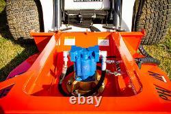 Brosse Pour Tondeuse Mini Chargeur Bobcat & Machines Pour Les Machines À 32-40 Gpm