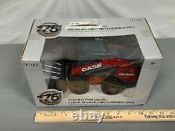 Case Sv340 Red Skid Steer Célébration De 50 Ans De Cas Die-cast Ertl 116 Nib