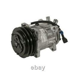 Chargeuses Compactes A / C Compresseur Convient New Holland C185 C190 Ls180