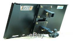 Chargeuses Compactes Hitch Eterra Mini Chargeur Double D'attache