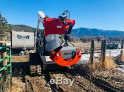 Connexion Grappin Pour Skid Steer / Shipping Tracteur Libres